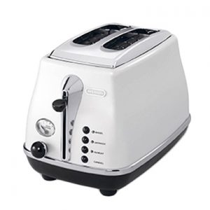 Grille pain ICONA Blanc DeLonghi