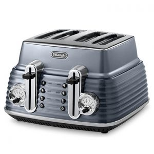 Grille pain FAMILY SCULTURA Delonghi