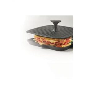 Grill en fonte easy press panini bialetti