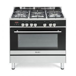 Cuisinière four électrique 9S DX 838 Elba