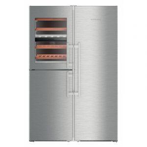 Réfrigérateur SBES8486-20 3 portes LIEBHERR