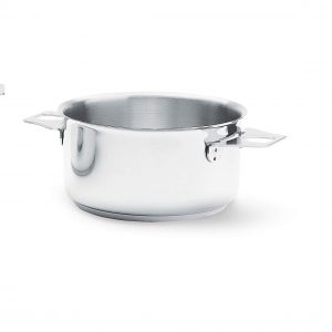 Casserole faitout 3491.24 Twisty 24 cm DEBUYER
