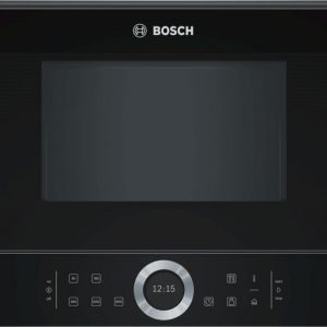 Micro ondes BFL634GB1 encastrable 21 litres BOSCH